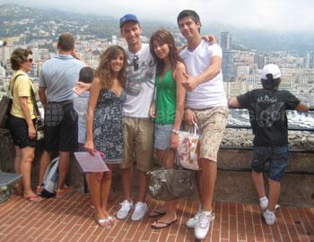 Excursion to Monaco