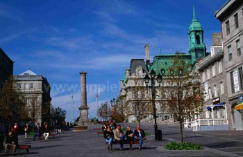 Historic Montreal