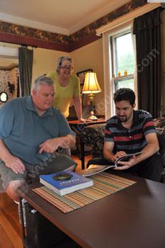 Inside Host Family accommodation