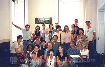 Schüler unserer Sprachschule