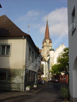 Radolfzell Cathedral tower