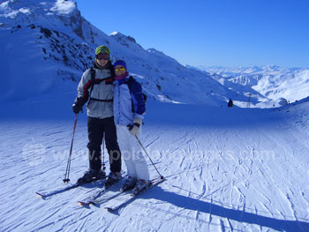 Radolfzell is an ideal base for skiing in winter