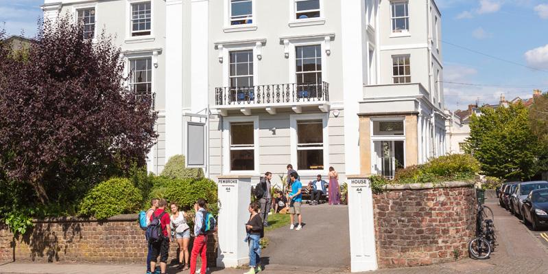 Unsere Schule in Bristol