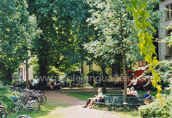 Ein Sommertag in Augsburg