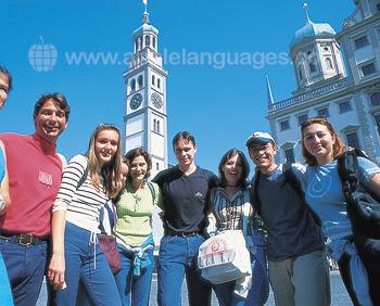 Unsere Schüler in Augsburg