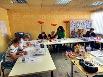Spanischunterricht an unserer Schule in Puerto de la Cruz