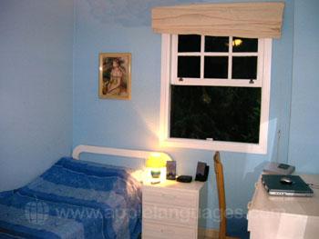 Unterkunft im Einzelzimmer