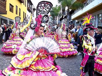 Carnaval de Tenerife!