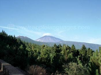 Der Pico del Teide, Teneriffa
