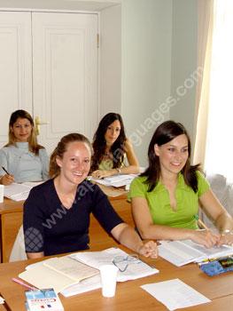 Russischunterricht an unserer Schule