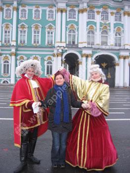 Weitere historische Figuren Russlands