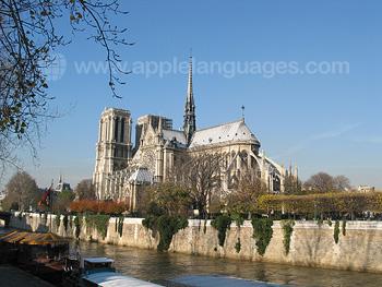 Die eindrucksvolle Notre Dame
