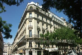 Unsere Paris (Arc de Triomphe)-Schule