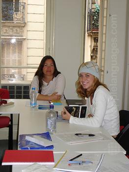 Schüler in unserer Schule