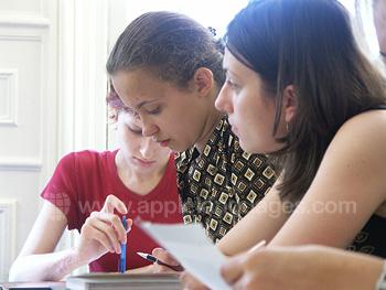 Gemeinsam Französisch lernen