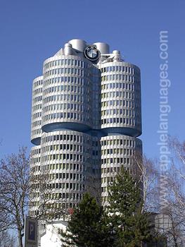 Das BMW-Gebäude