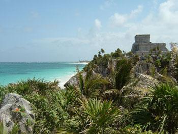 Maya Stadtstrand