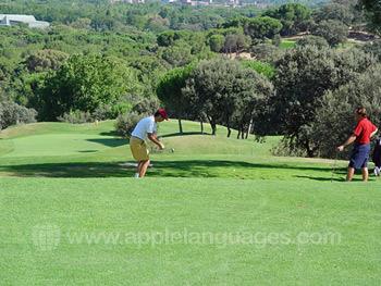 Marbella hat ausgezeichnete Golfplätze zu bieten!