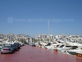 Ein weiterer sonniger Tag in Marbella