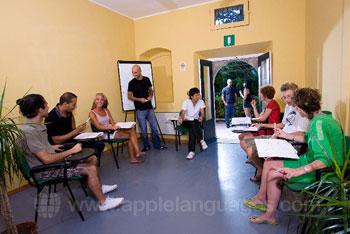 Italienischkurs an unserer Schule