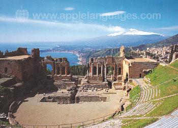 Asuflug zum römischen Amphitheater