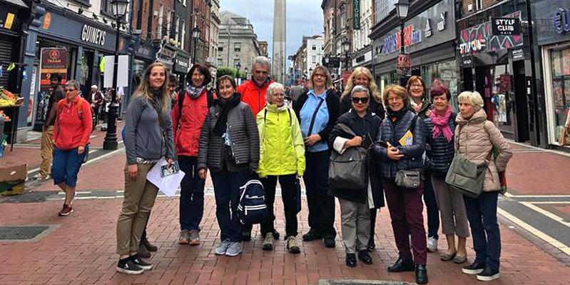 Stadtführung durch Dublin