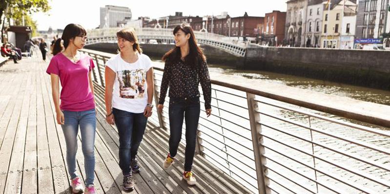 Erkunden Sie Dublin