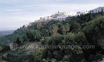 Vejer de la Frontera - eine wunderschöne, unberührte Stadt auf einem Hügel