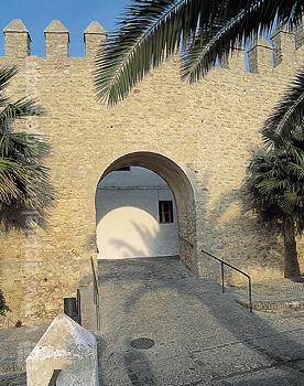 Stadtmauern von Vejer