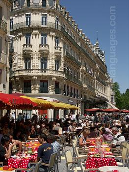 Café-Kultur, Montpellier