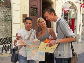 Gemeinsam Montpellier erkunden