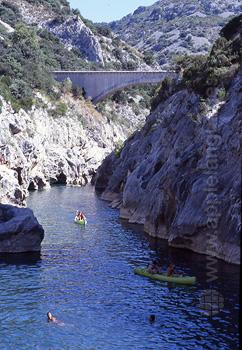 Kayak-Ausflug