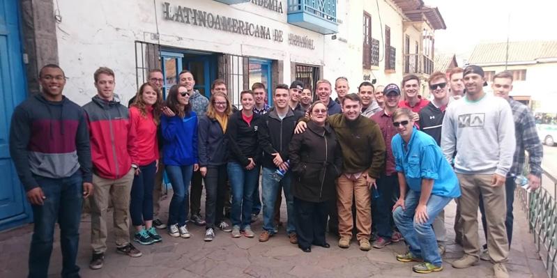 Unsere Schule in Cusco