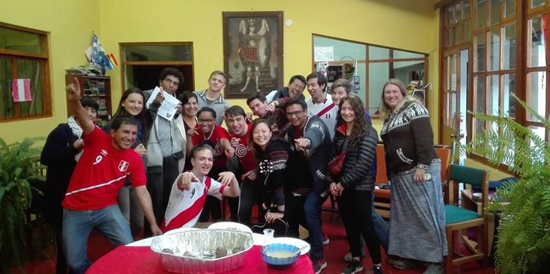 Spanischkurs in Cusco
