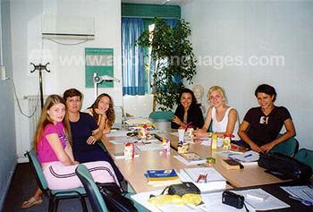 Griechisch an unserer Schule in Athen lernen