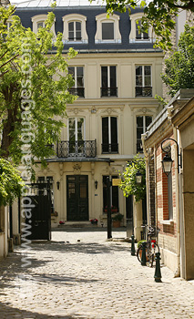 Unsere Paris (Louvre)-Schule