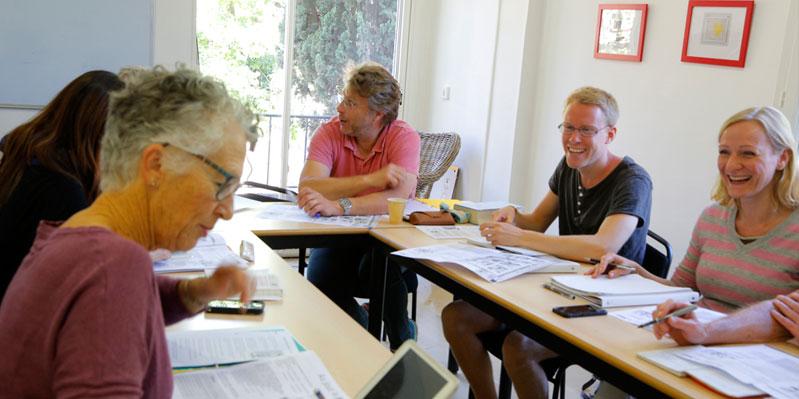 Französisch lernen im Klassenverbund