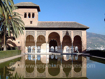 Die Alhambra, Granada