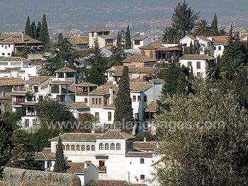 Die Altstadt, Granada