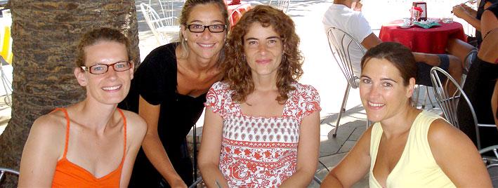 Sprachschüler in Alghero