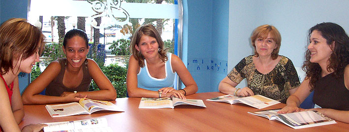 Spanischunterricht in Alicante