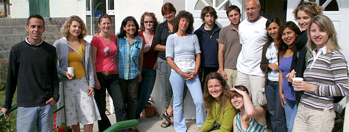 Sprachschüler an der Spanischschule in Bariloche