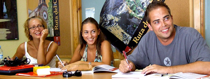 Spanisch lernen in Benalmadena