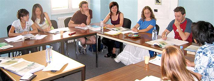 Französischunterricht in Biarritz