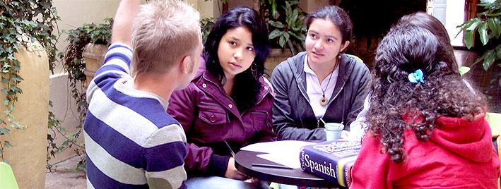 Spanisch lernen in Bogota