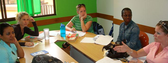 Spanischstunde in Boquete