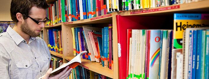 Englische Bibliothek, Bournemouth
