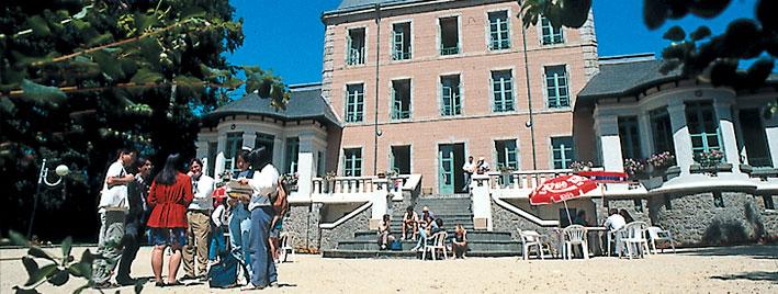 Unsere Schule in Brest, Frankreich