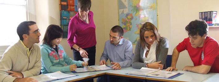 Englischunterricht in Bristol