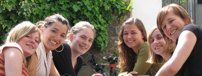 Sprachschüler in Bristol